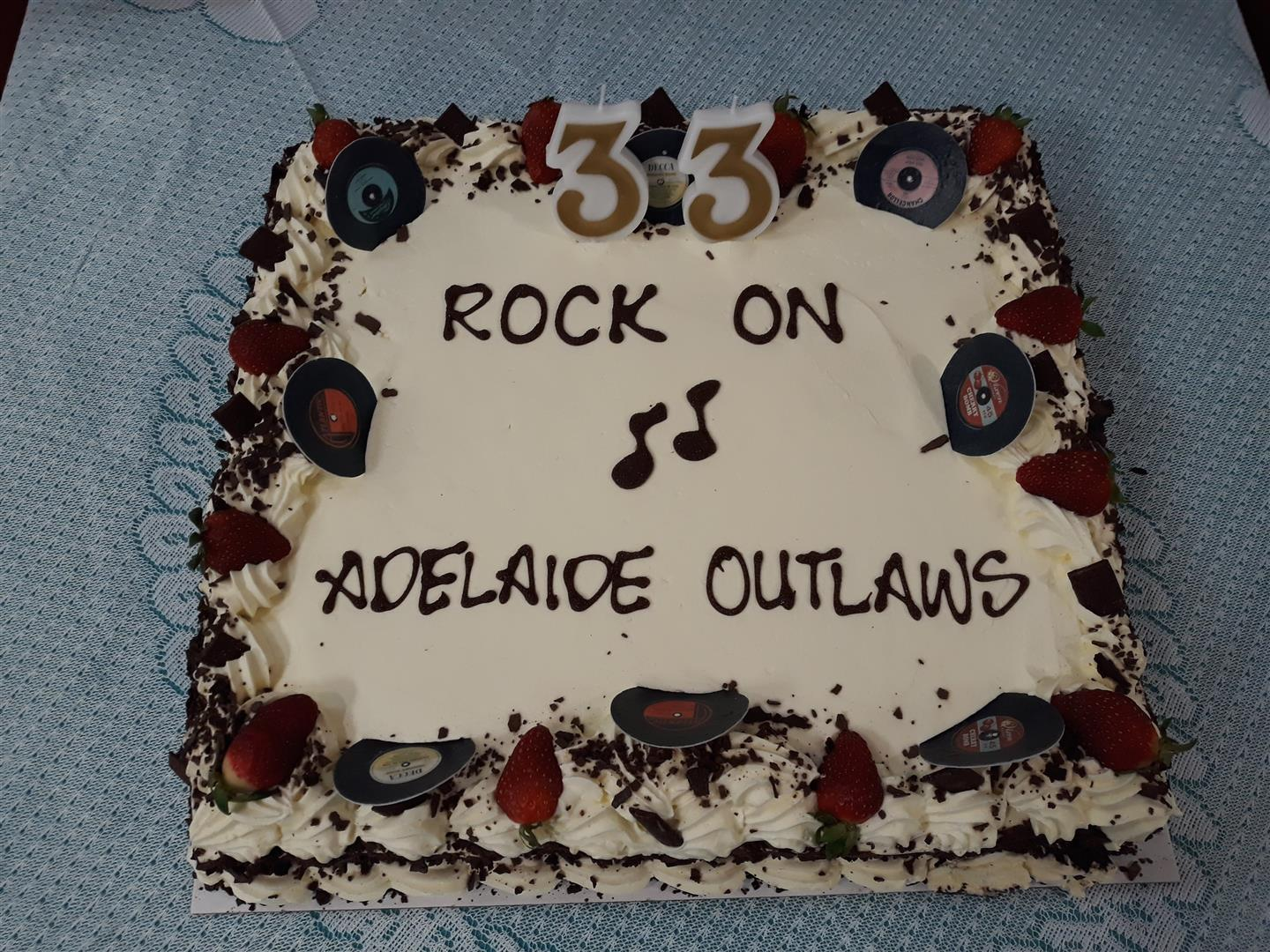 2018 Sept 15th 33rd Birthday RocknRoll Theme